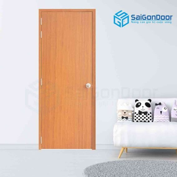 Cửa gỗ thông phòng tại SaiGon Door có mẫu mã, màu sắc đa dạng